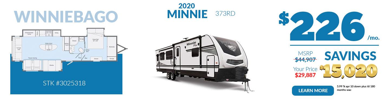 2020 Minjie $226 per month