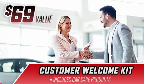 customer welcome kit