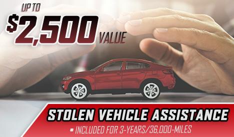 stolen vehicles assistance