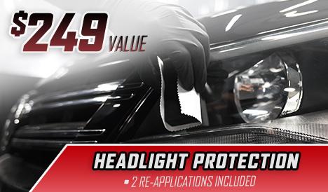 headlight protection