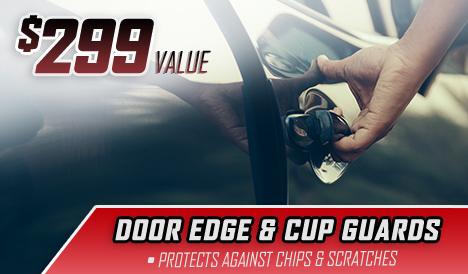 door edge & cup guards