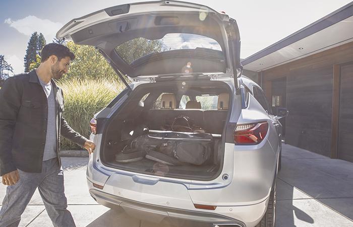 Chevrolet Blazer Exterior
