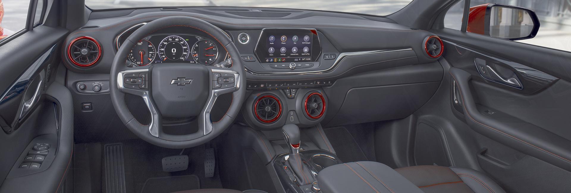 Chevrolet Blazer Interior