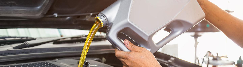 Full-Service Oil Change