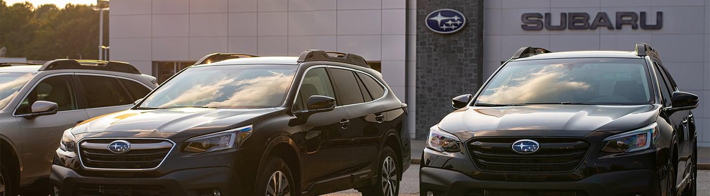 Rivertown Subaru dealership in Columbus, GA