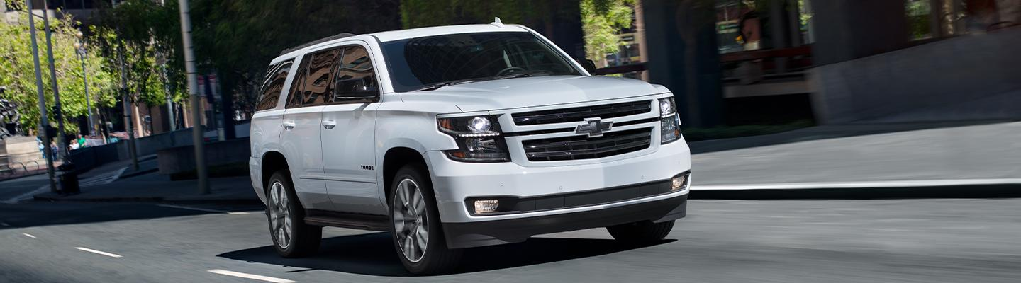 2020 Chevy Tahoe for sale at Spitzer Chevy Lordstown