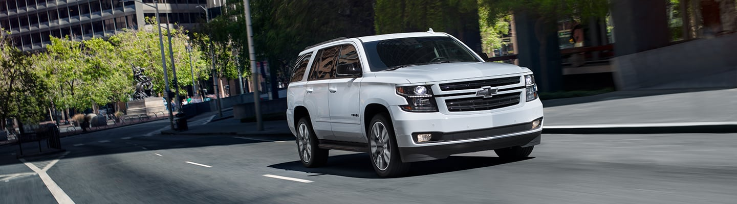 2020 Chevy Tahoe for sale at Spitzer Chevy Amherst