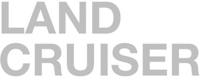 Toyota Land Cruiser text
