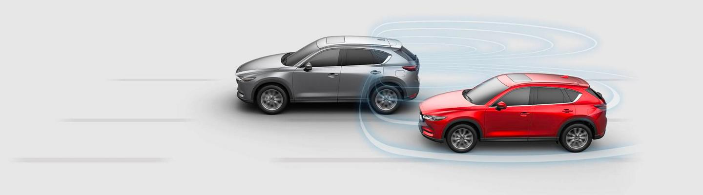 Overview of two 2020 Mazda CX-5's