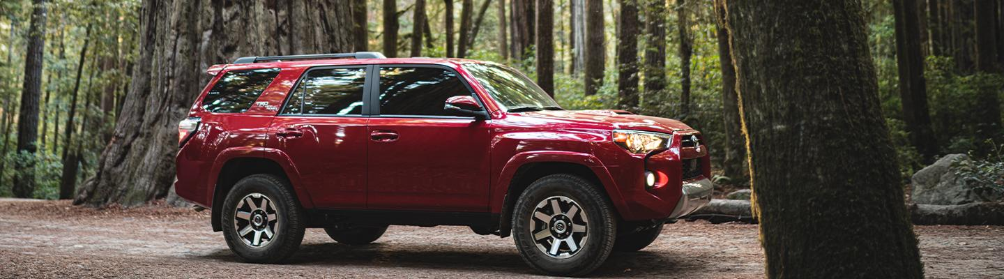 2020 Toyota 4Runner for sale Spitzer Toyota