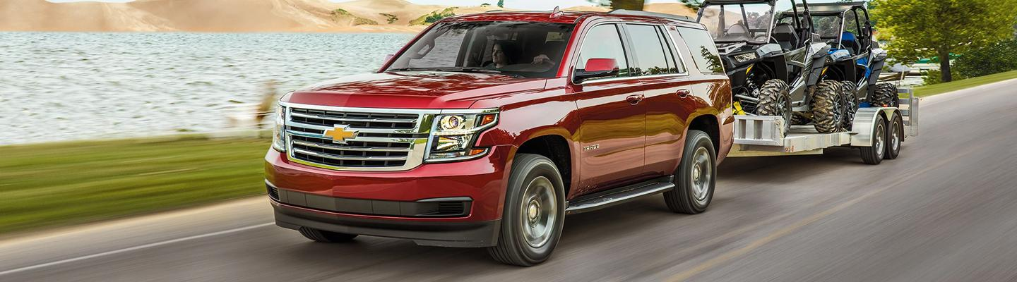 2020 Chevy Tahoe for sale at Spitzer Chevy Amherst Ohio.