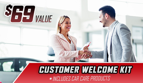 customer welcome kit