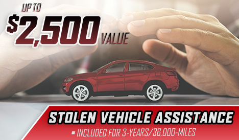 stolen vehicles assistance