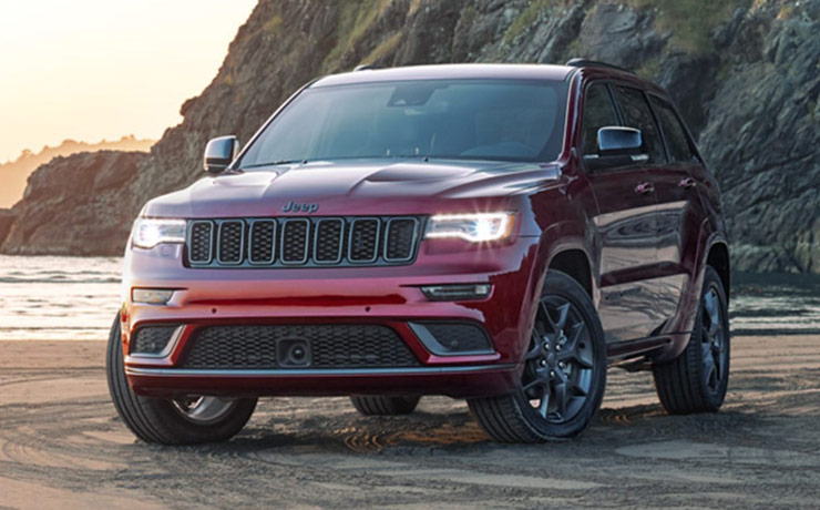 2020 Grand Cherokee Limited