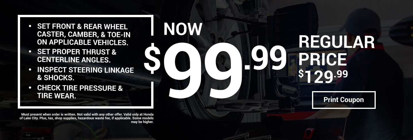Alignment Now $99.99