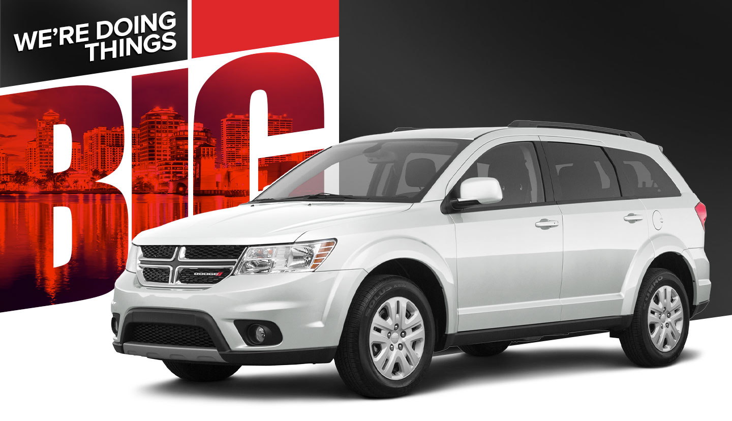 New Dodge Journey offers