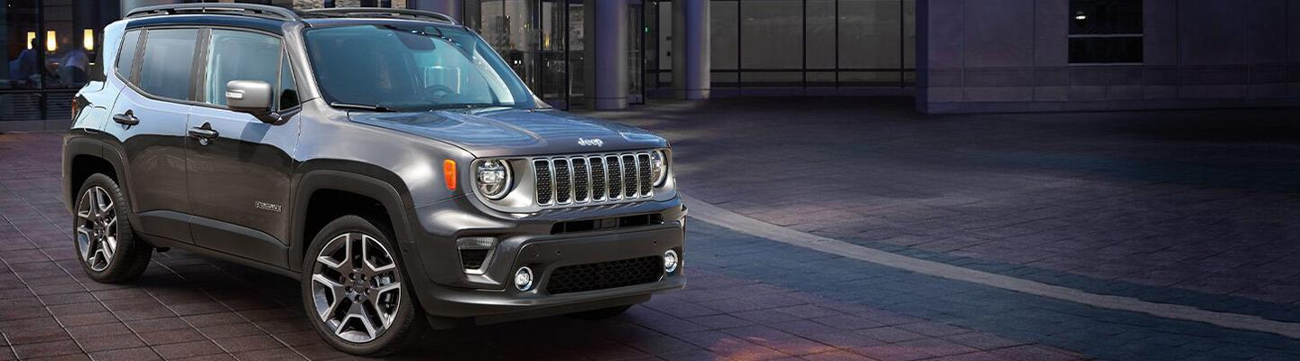 2020 Jeep Renegade for sale Spitzer Jeep Mansfield Ohio.