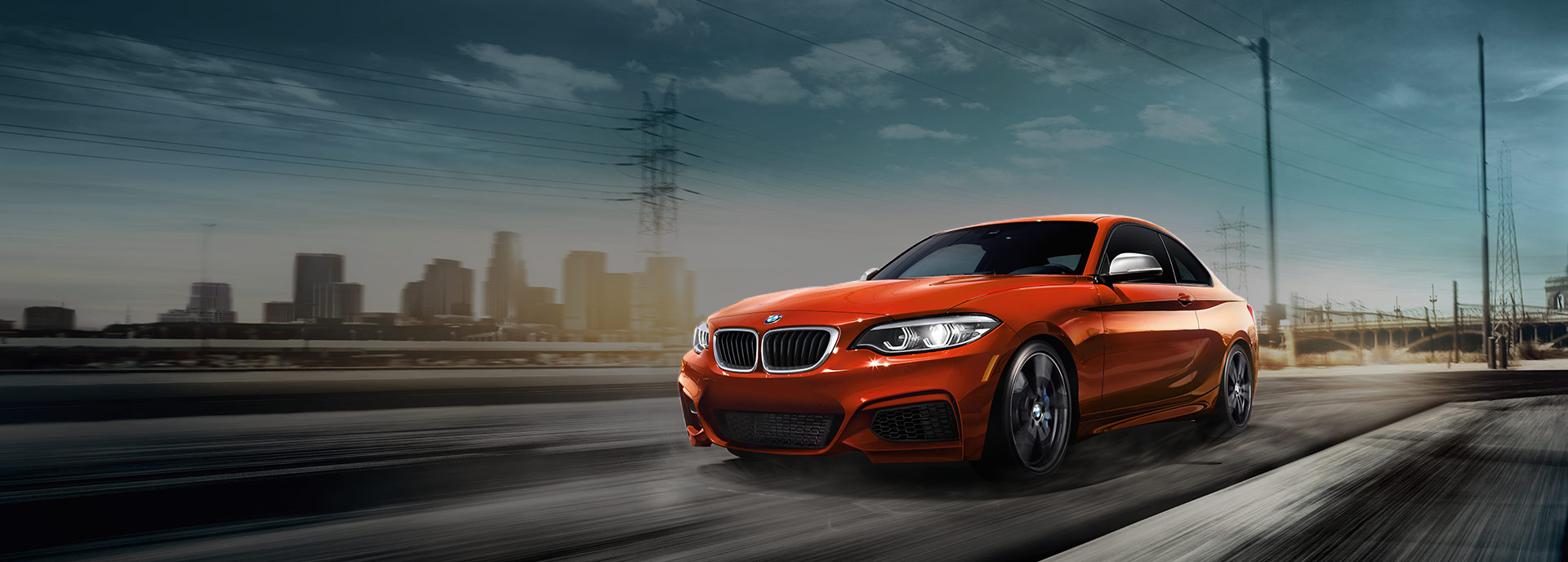 Orange 2020 BMW 2 Series Gran Coupe