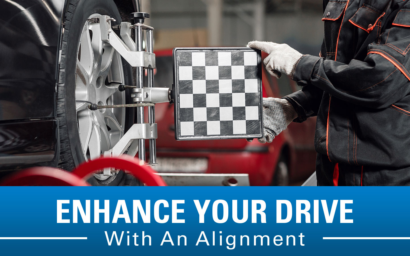 Enhance Your Drive