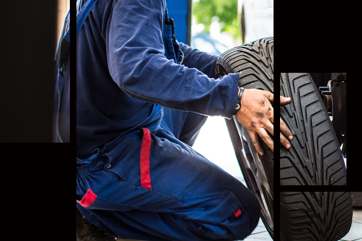 Tire change options at Westshore Mazda