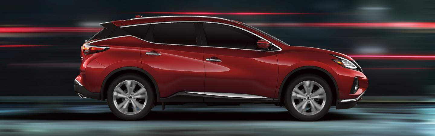 Picture of the new 2020 Nissan Murano in Wesley Chapel Florida