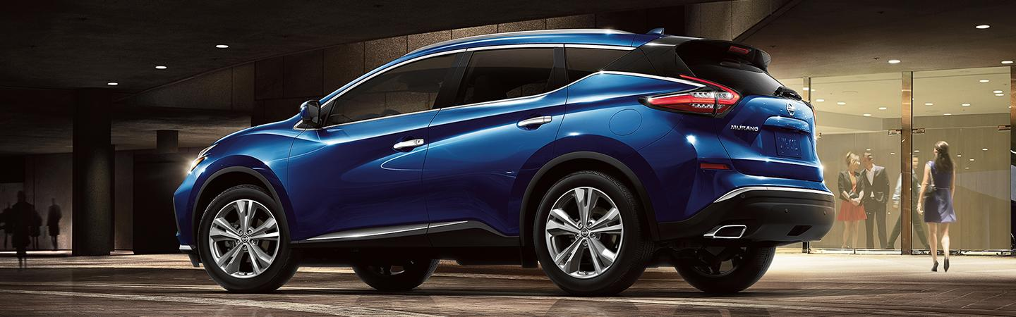 Picture of the new 2020 Nissan Murano