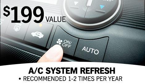 ac system refresh