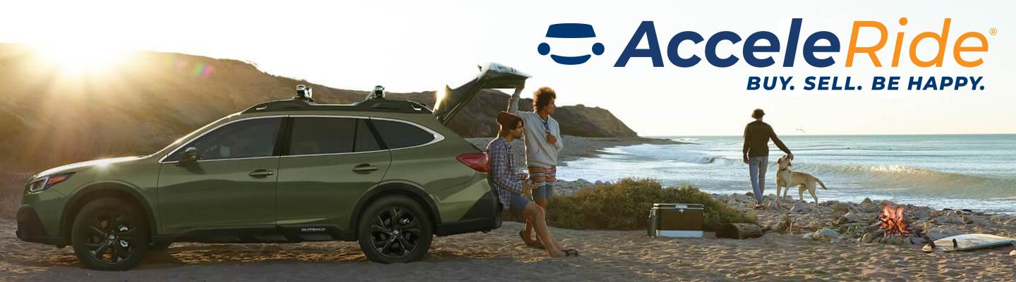 Acceleride online car buying at Rivertown Subaru