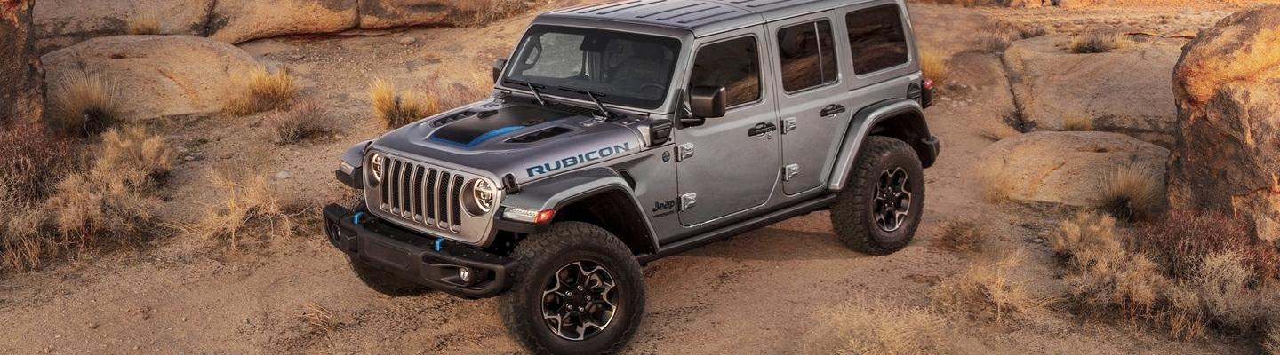 2021 Jeep Wrangler Rubicon in Madera, CA