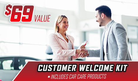 $69 Value – Customer Welcome Kit