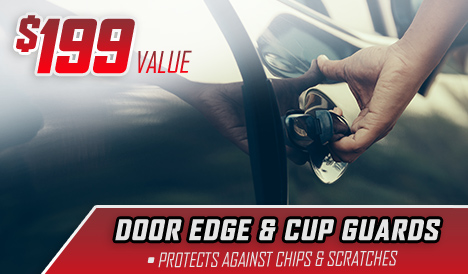 $199 Value – Door Edge & Cup Guards