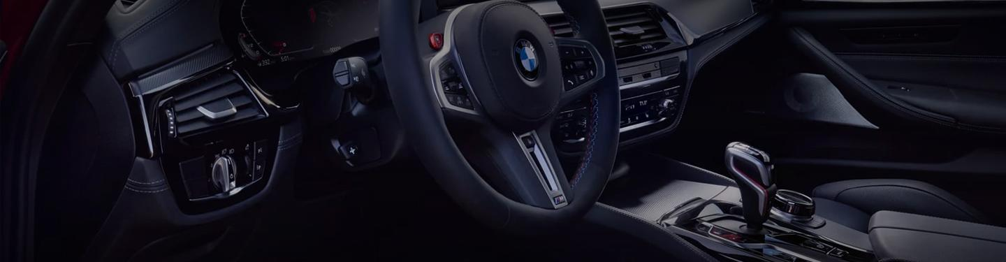"2021 BMW M512.3"" Live Cockpit Display and 20-way power M Multi-contour front seats"