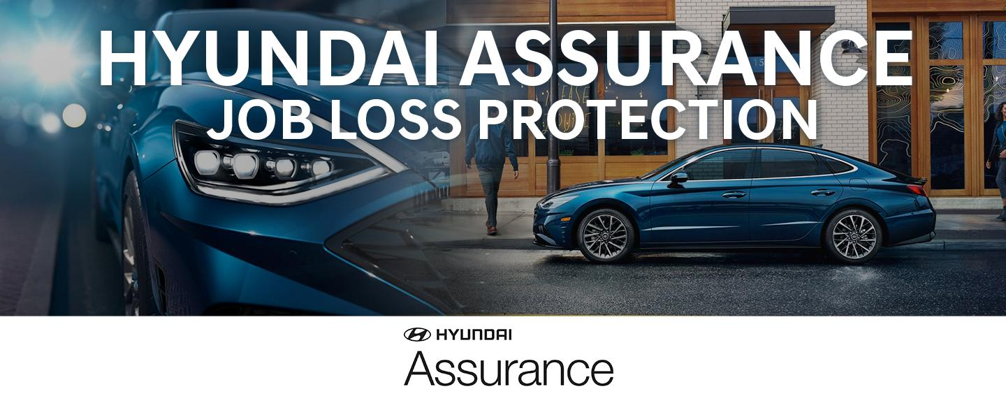 Hyundai Assurance Job Loss Protection