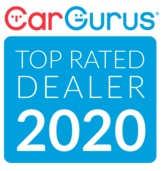 Top Rated Dealer Badge