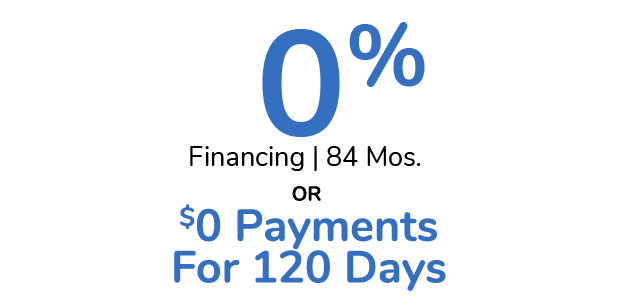 0% Financing For 84 Months Plus $0 Payments For 120 Days Or New 2020 Ford Models 0% Financing For 72 Months
