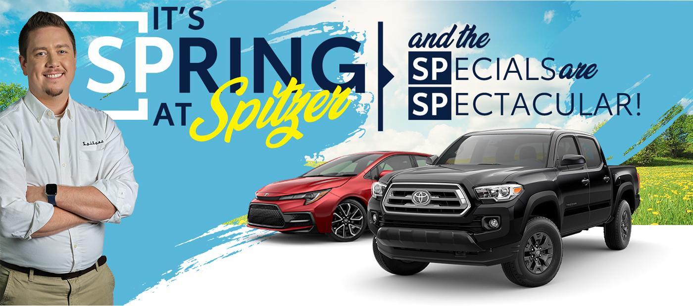 pring at Spritzer Spring Sale