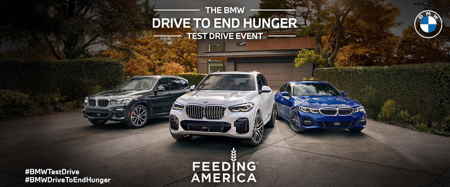 The BMW Drive To End Hunger