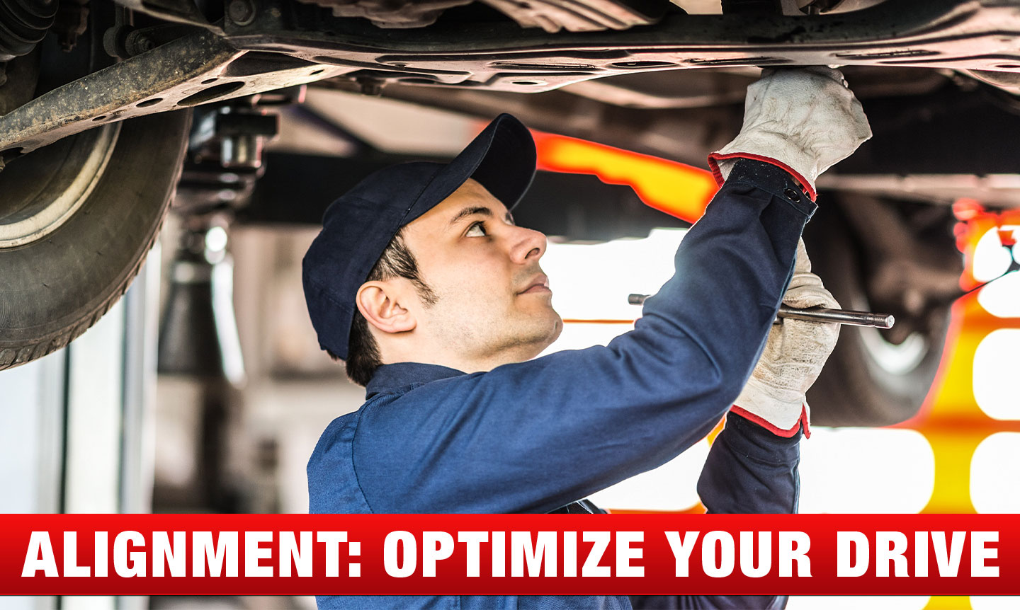 Proper Wheel Alignment at Honda of Fort Myers