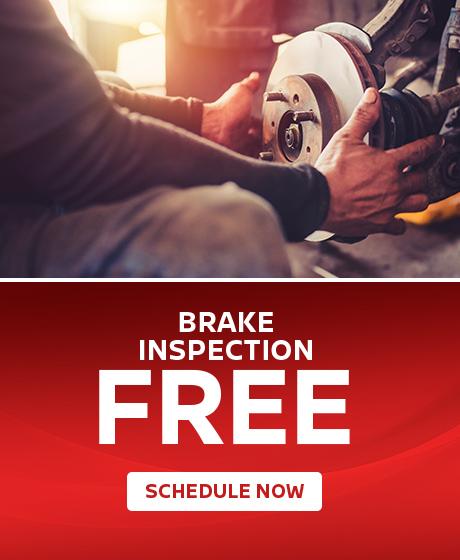 brake inspection