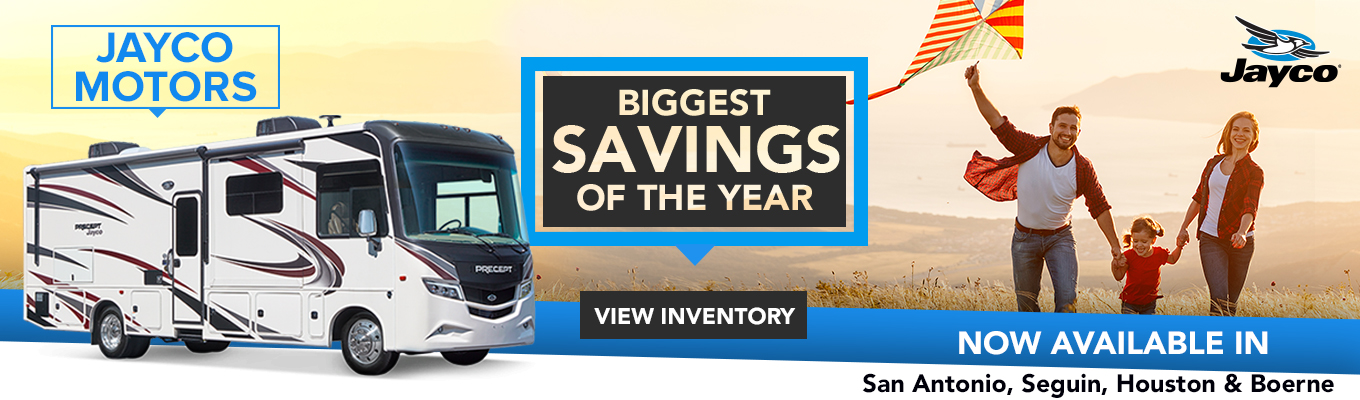 Jayco Motors Biggest SAvings Of The Year