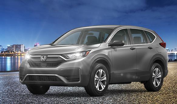 2020 Honda CR-V LX FWD CVT