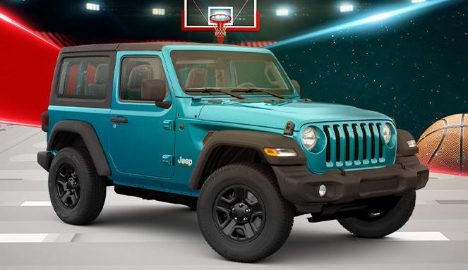 2020 Jeep Wrangler 4 door