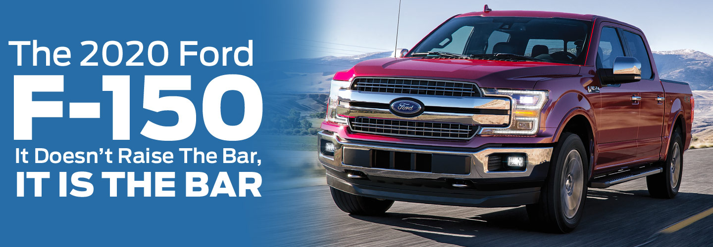 The 2020 Ford F-150 It Doesnt Raise The Bar, It Is The Bar
