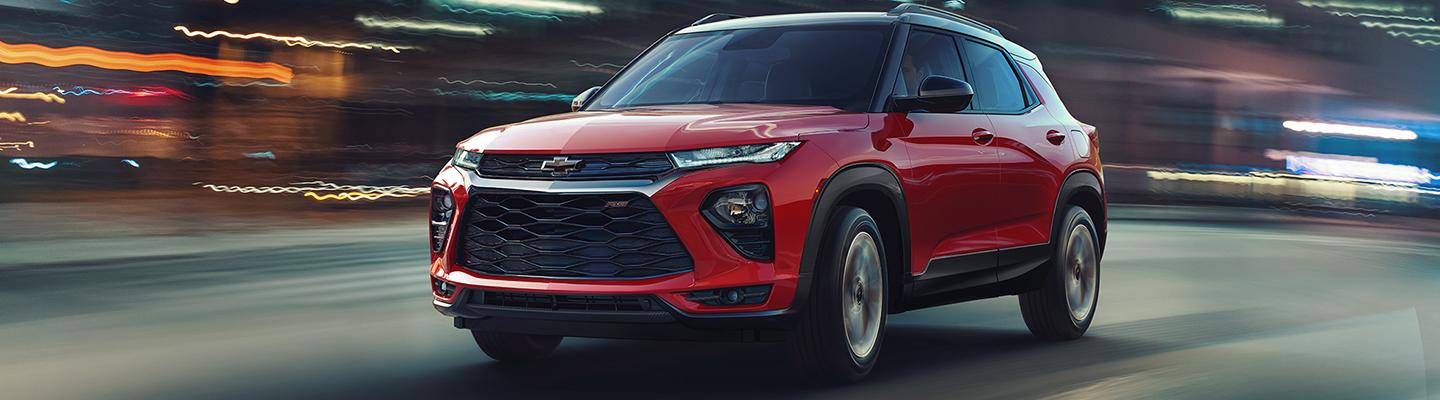 Outstanding Performance and Technology Features in 2021 Chevy Trailblazer