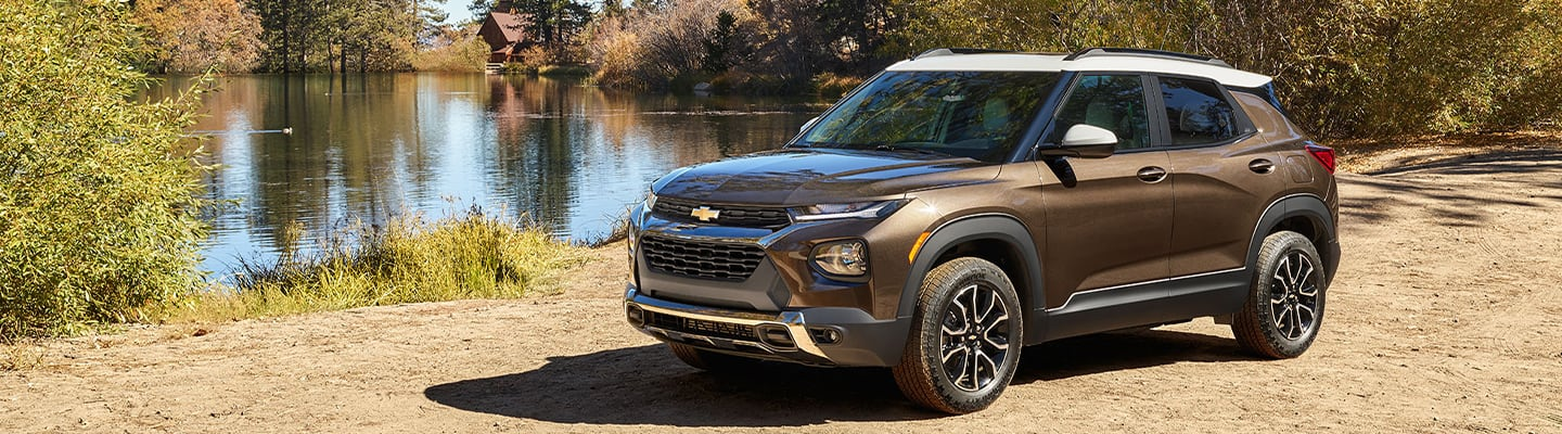 Discover the safety and technology features of the new 2021 Chevy Trailblazer now available at Spitzer Chevy Amherst. Visit us today and get started!