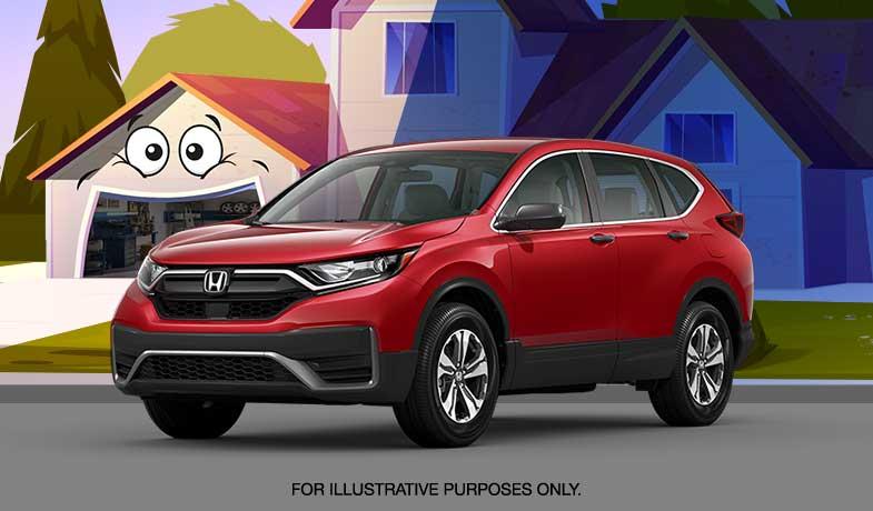 Select 2020 Honda Ridgeline, HR-V, and CR-V