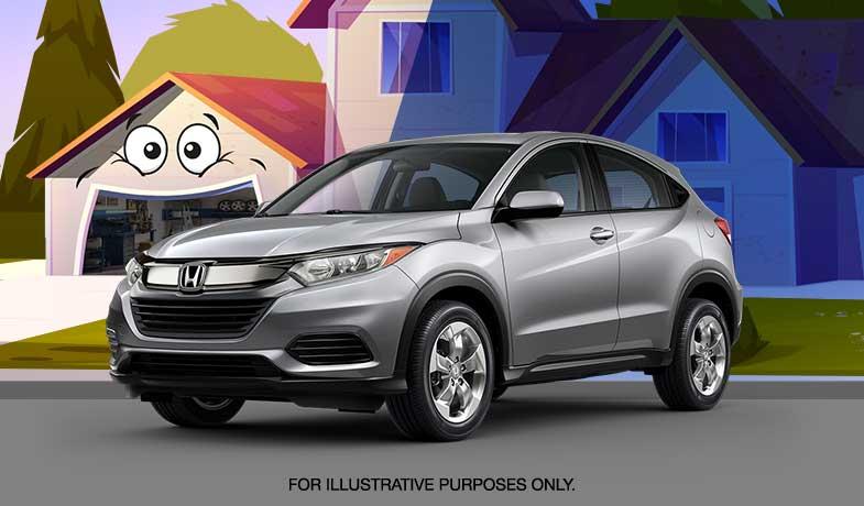 Honda Civic LX CVT sedan