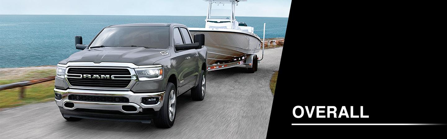 RAM 1500 Pulling boat | OVERALL