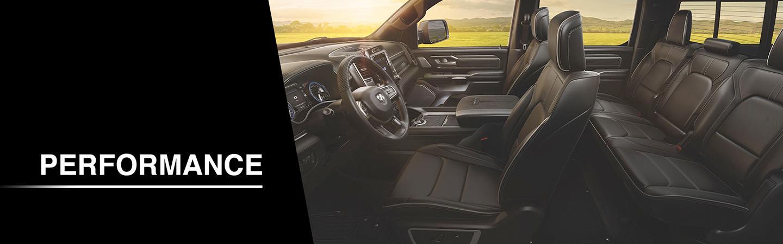 RAM interior | PERFORMANCE