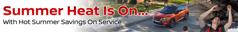 get spring service now